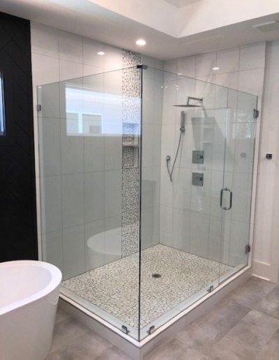 Frameless Glass Shower 2