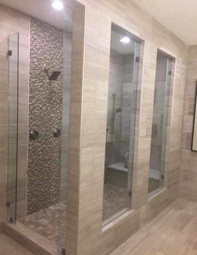 Shower Glass Double