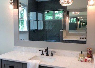 Master Bath Mirror Trinity 1A